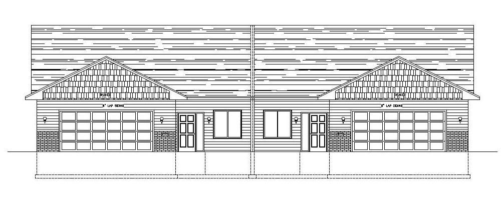sioux falls home builder floor plan